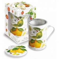 Teebecher Lemon & Lime (1 Stk)