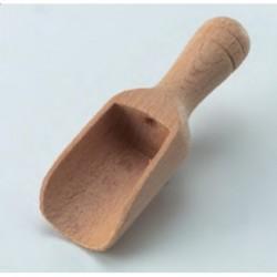 Teeschaufel Holz 7 cm