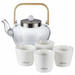 Teekannen Set Hefeng
