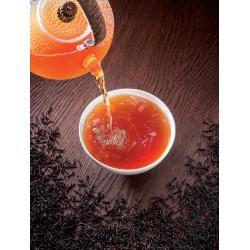 Teekanne Oriental mit Früchtetee