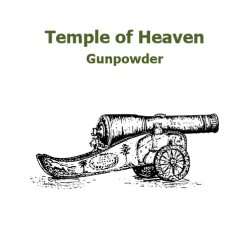Grüner Tee - Gunpowder - Temple of Heaven