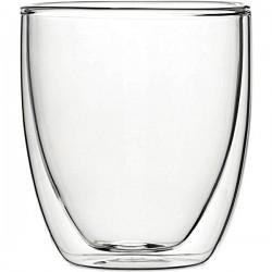 Doppelwandiges Teeglas...